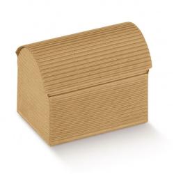 Коробка крафт, сундучок, арт.11612