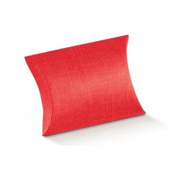 Коробка красная, подушка, арт.13610