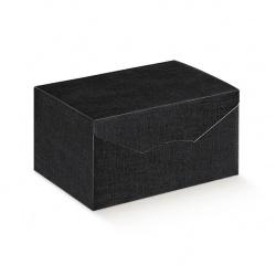 Коробка черная, сундук, арт.13811