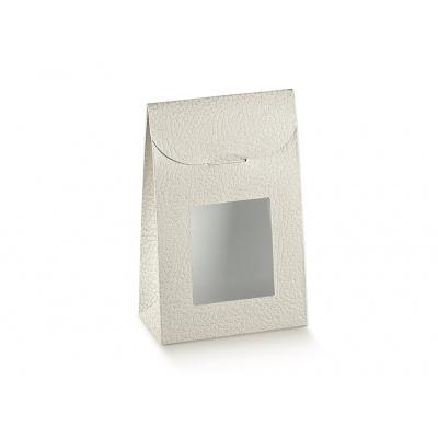 Коробка белая, сумочка, арт.14746