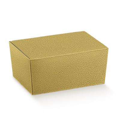 Коробка золотая, шкатулка, арт.33600