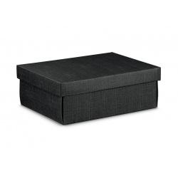 Коробка черная, с крышкой, арт.17128