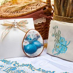 Набор пасхальный «Христос Воскресе»