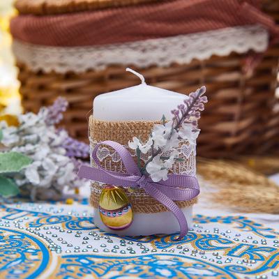 Подарочный набор «Пасхальная свеча»
