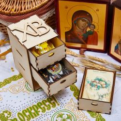 Подарочный набор «Пасхальный комод»