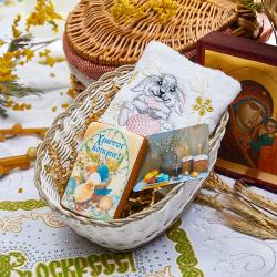 Набор пасхальный «Горящая свеча»