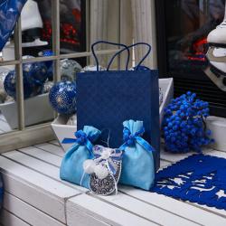 Подарочный набор с какао «Дуэт»