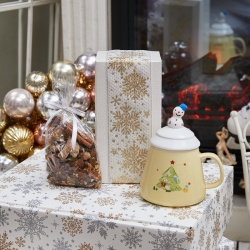 «Снеговик» - подарочный набор