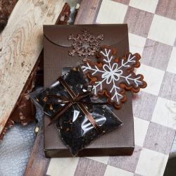 Подарочный набор с чаем «Паж»