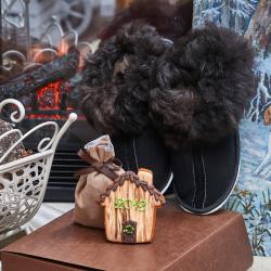 «Теплый дом» - подарочный набор с чаем