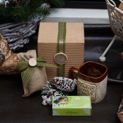 «Подмастерье» - подарочный набор с чаем