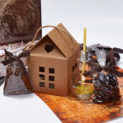 «Энергия» - сладкий подарочный набор с кофе