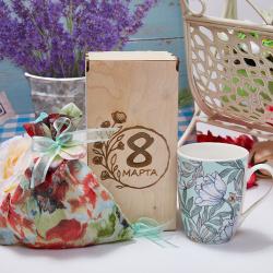 «Весенний луг» - подарочный набор