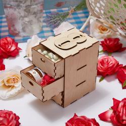 «Женский комод» - сладкий подарочный набор