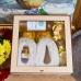 «Желтые тюльпаны» - подарочный набор