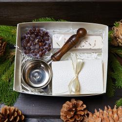 «Кофе и свечи» - подарочный набор