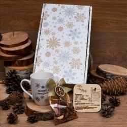 «Снежный» - подарочный набор