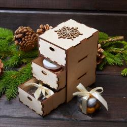 «Зимний комод» - подарочный набор