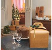 Подарочная упаковка для куличей и кексов