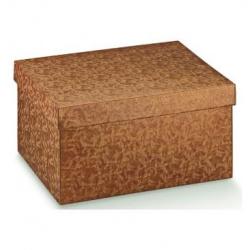 Коробка медный, с крышкой, арт.32511