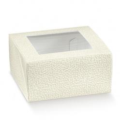 Коробка белая, шкатулка, арт.15149