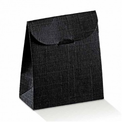 Коробка черная, сумочка, арт.13773