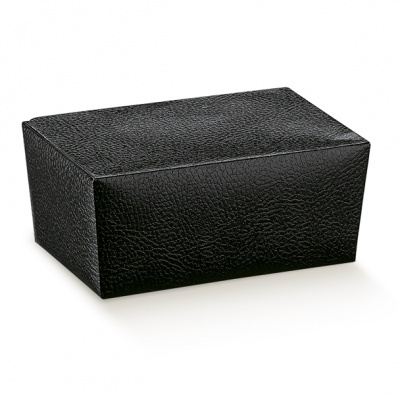 Коробка черная, шкатулка, арт.33782