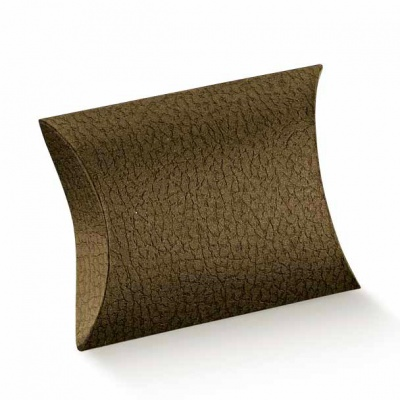 Коробка коричневая, подушка, арт.33162