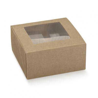 Коробка крафт, шкатулка, арт.35879