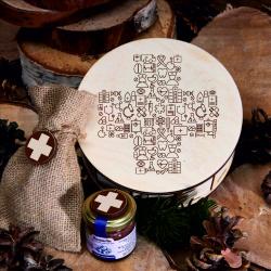 «Чай с мёдом» - подарочный набор