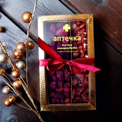 «Живые витамины» - подарочный набор