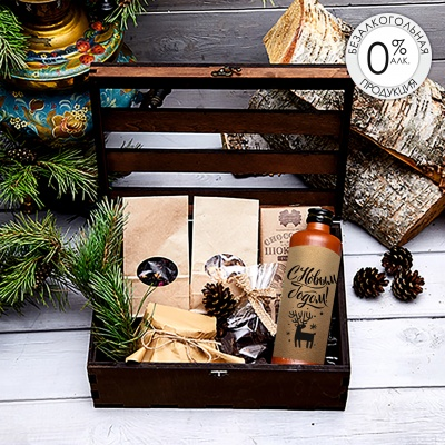 «Дары леса» - подарочный набор