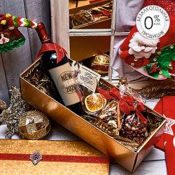 Рождественский глинтвейн - подарочный набор