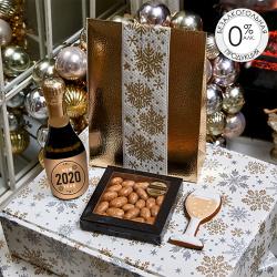 «Золотые снежинки» - подарочный набор