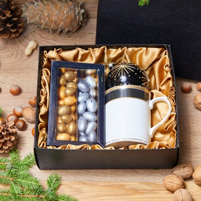 «Черное золото» - подарочный набор