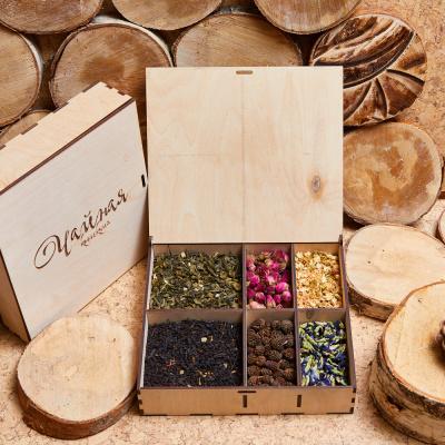 «Чайная коллекция» - подарочный набор