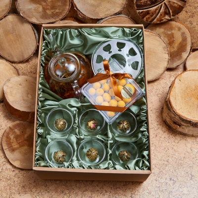 «Чайное искусство» - подарочный набор