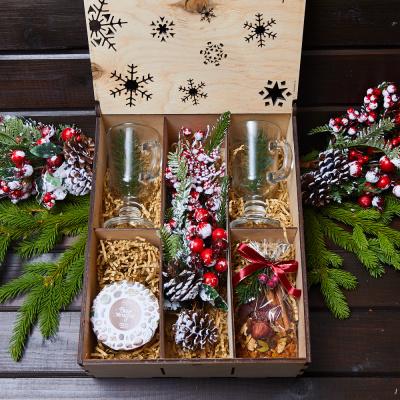 «Ягоды зимы» - подарочный набор