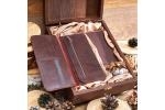 Подарки с изделиями из кожи