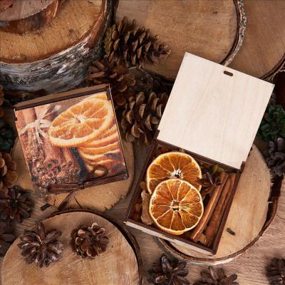 «Глинтвейн с апельсином» - подарочный набор