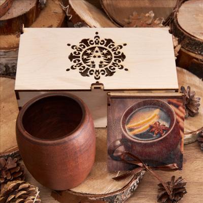 «Глиняный глинтвейн» - подарочный набор