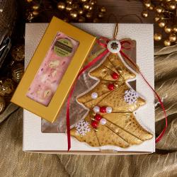 «Новогодняя елочка» - подарочный набор