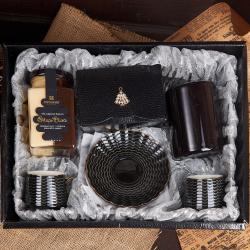 «Кофе с кэробом» - подарочный набор