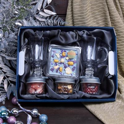 «Зимняя фиалка» - подарочный набор