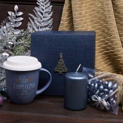 «Стальное кофе» - подарочный набор