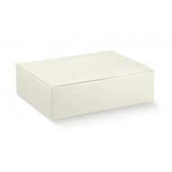 Коробка белая, на 3 бутылки, арт.36492