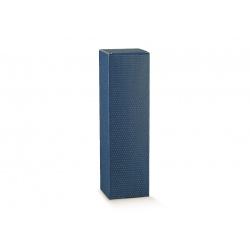 Коробка синяя, на 1 бутылку, арт.38499
