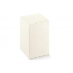 Коробка белая, кубик, арт.14021