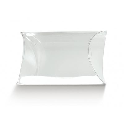 Коробка прозрачная, подушка, арт.1870