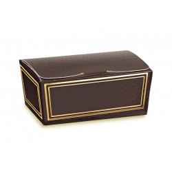 Коробка коричневая, шкатулка, арт.36911